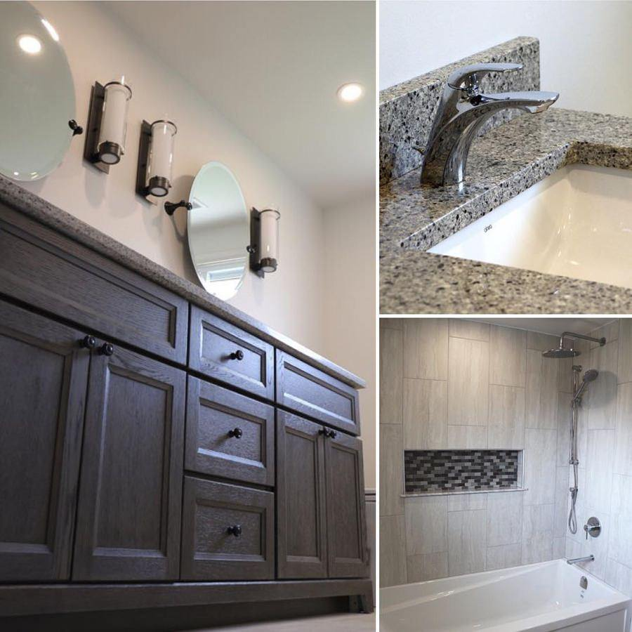 Before And After Bathroom Renovation Pictures