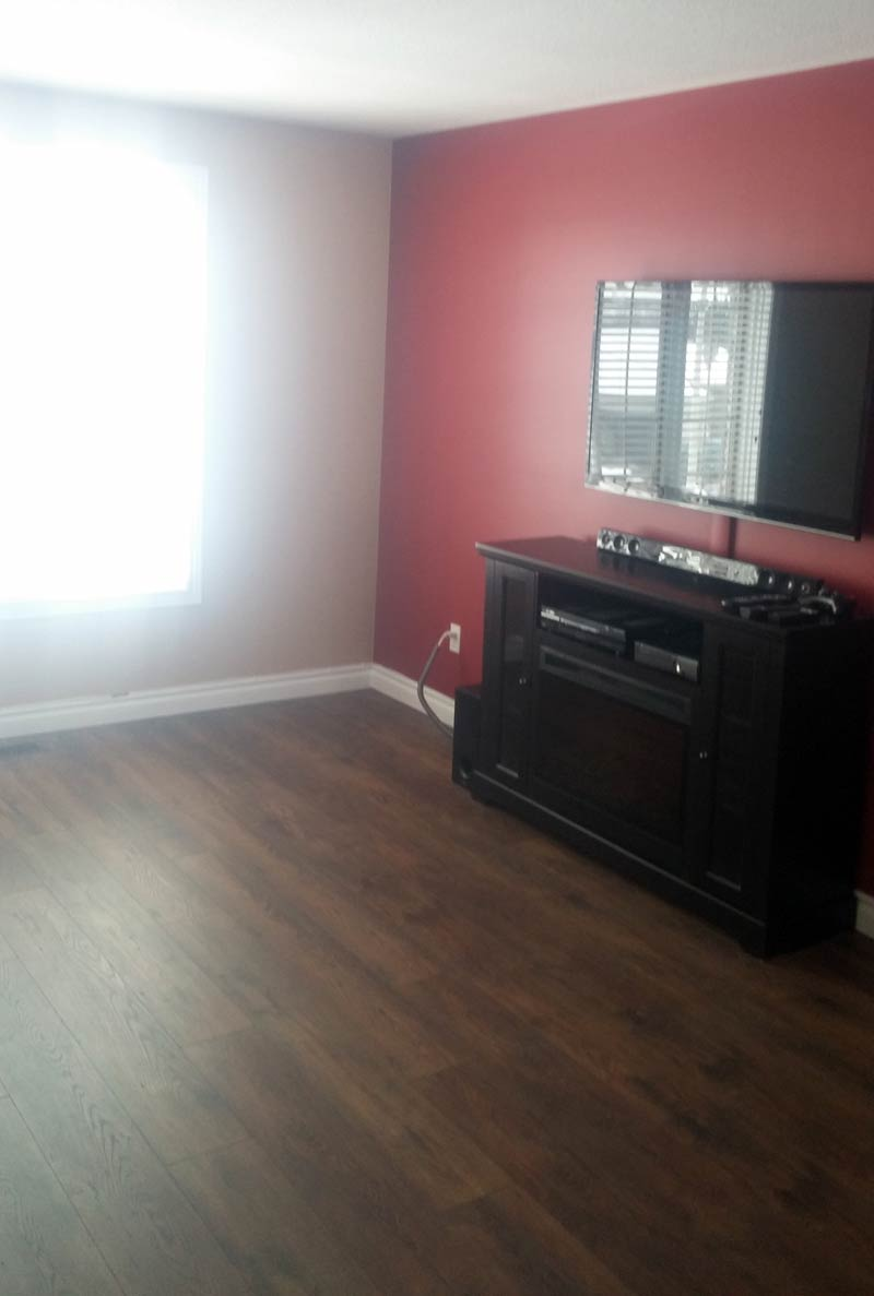 Hardwood Flooring Kitchener Flooring Renovations Before And After Pictures