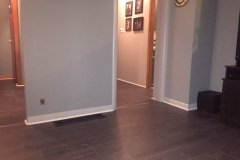 after-picture-basement-hardwood-floor-kitchener